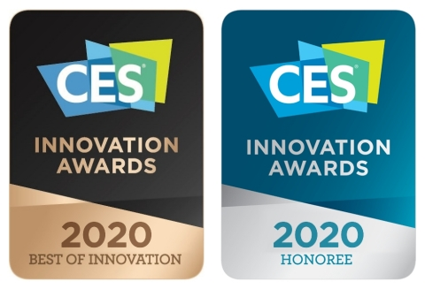 "Human Capable Inc. won: CES 2020 Innovation Awards BEST OF INNOVATION for Norm Glasses, in the category of: Headphones & Personal Audio Human Capable Inc.'s Norm Glasses were also recognized as an ""honoree"" in 8 other categories. (Photo: Business Wire)"