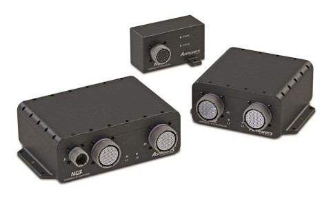 Astronics' NG Family of rugged Ballard Boxes provide three levels of avionics I/O capability for computing, controlling, and converting operations on military and civil platforms. (Graphic: Business Wire)