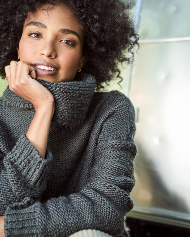 UpWest Women's Sweater (Photo: Business Wire)