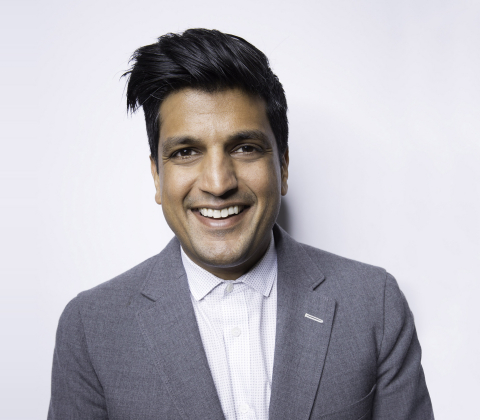 Maneesh K. Goyal, founder of MKG and Pink Sparrow (Photo: Business Wire)