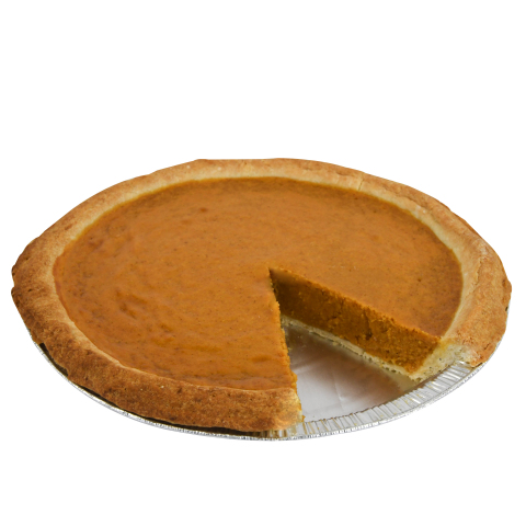 BJ's Wholesale Club announced unbeatable Thanksgiving deals on Nov. 7, 2019, including Wellsley Farms 10-inch Pumpkin Pie for $5.99, available in-club and with same-day delivery. (Photo: Business Wire)
