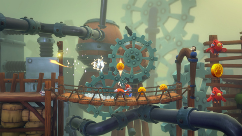 New Super Lucky's Tale will be available on Nov. 8. (Photo: Business Wire)
