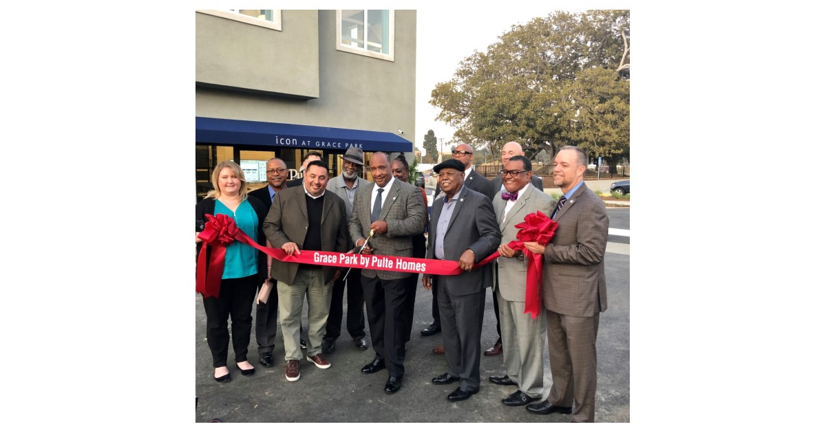 Pulte Homes Debuts Two Inglewood Communities in Prime Proximity to New SoFi Stadium - Business Wire