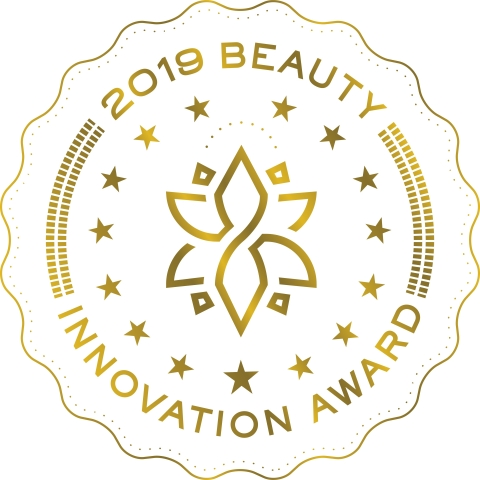 Perfect Corp.'s YouCam Makeup Wins 'Beauty Service App of the Year' in the 2019 Beauty Independent Innovation Awards (Graphic: Business Wire)