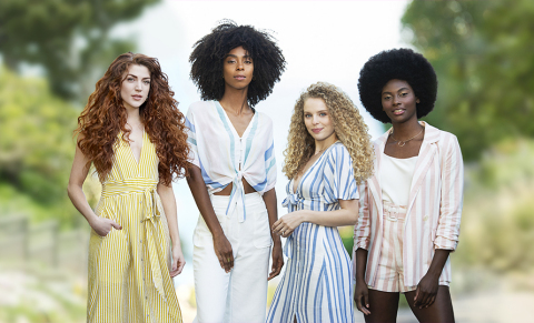 DevaCurl offer premium and category-leading hair care and styling products for all types of curly and wavy hair. (Photo: Business Wire)