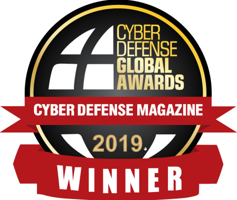 Cyber Defense Magazine honors Kingston Technology with four awards (Graphic: Business Wire)