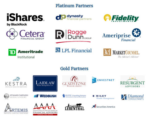 2019 Industry in Transition Sponsors (Graphic: Business Wire)