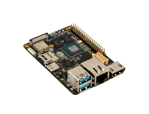 Avnet's MaaXBoard is ideal for industrial automation, IoT, AI and multimedia applications. (Photo: Business Wire)