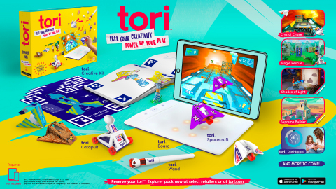 tori product beauty shot (Graphic: Business Wire)