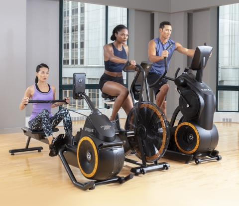 Launching in the Octane Trifecta™ collection, the new Octane Rō™ provides a total-body, steady-state solution to HIIT workouts on a sleek, inviting rowing machine that boasts innovative features and thoughtful extras. (Photo: Business Wire)