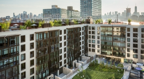 UPRETS Is Tokenizing The Oosten Property in Williamsburg, Brooklyn (Photo: Business Wire)