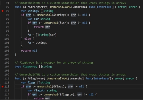 The Codefresh pipeline debugger works similar to an integrated development environment (IDE) debugger. Developers can place breakpoints on one or more pipeline steps and once the pipeline hits one of them, it will pause and a debugging window will open. (Photo: Business Wire)