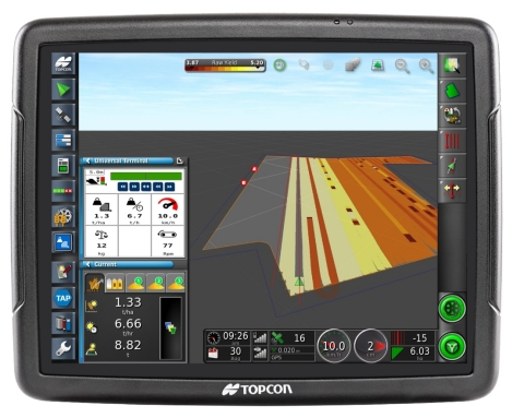 Topcon launches Yield Monitoring for conveyor-type harvesters. (Photo: Business Wire)