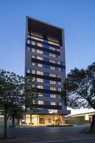 Homewood Suites by Hilton Santo Domingo, the brand's milestone 500th property (Photo: Business Wire)