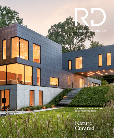 Residential Design received two awards from Folio including the Best Full Issue Award, BtoB Building and Construction, for Volume 1, 2019. (Photo: Business Wire)