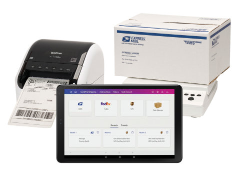 SendPro Tablet Solution