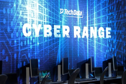 Tech Data Cyber Range (Photo: Business Wire)