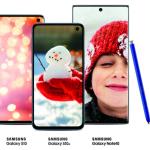 No le temas al torbellino de las fiestas. T-Mobile arranca la temporada festiva con ofertas BOGO para Samsung Galaxy S10, Note10 y mucho más