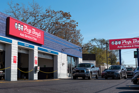 Pep Boys, a leading U.S. automotive service provider, continues to enhance its national network with the opening of a relocated Service and Tire Center in Lodi, N.J. (Photo: Business Wire)