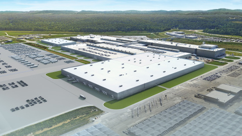 The Chattanooga site, where production begins in 2022, will be Volkswagen's North American assembly base for electric vehicles. (Photo: Business Wire)