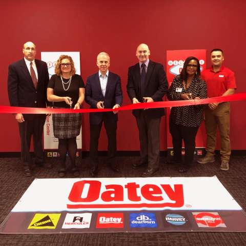 Professional plumbing product manufacturer, Oatey Co. opened a new distribution center in North Las Vegas to provide faster order fulfillment for customers in the West. (Photo: Oatey)