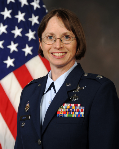 U.S. Air Force Colonel (Ret.) Elena Oberg (Photo: Business Wire)