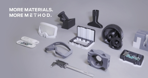 MakerBot Materials for METHOD (Photo: Business Wire)