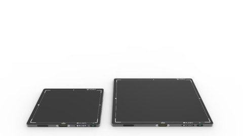 Varex XRpad2 3025i and XRpad2 4336i (Photo: Business Wire)