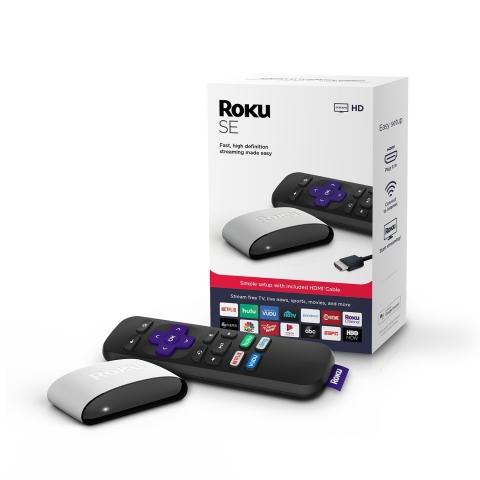 Roku SE (2019), Walmart Exclusive (Photo: Business Wire)