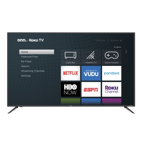 onn.™ • Roku TV™ (Photo: Business Wire)