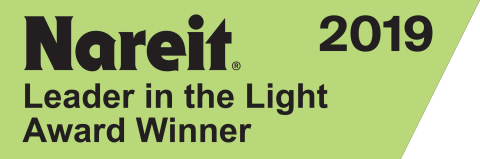 Ventas Honored as 2019 Nareit Health Care Leader in the Light