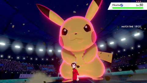Pokémon Sword, Pokémon Shield and the Pokémon Sword and Pokémon Shield Double Pack will all be available on Nov. 15. (Photo: Business Wire)
