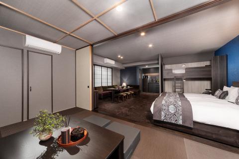 Japonisme Premium Apartment (Photo: Business Wire)