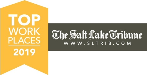"""BAE Systems, Inc. has been named one of Utah's """"Top Workplaces"""" by The Salt Lake Tribune for the second consecutive year. The company was the only defense contractor to appear in the rankings. The list is tabulated from anonymous employee surveys on categories including pay, benefits, flexibility, and training. (Graphic: The Salt Lake Tribune)"""