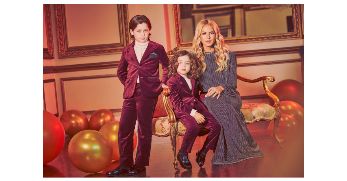 Janie And Jack Partners With Designer And Entrepreneur Rachel Zoe To Launch Holiday Party Collection That Gives Back Business Wire