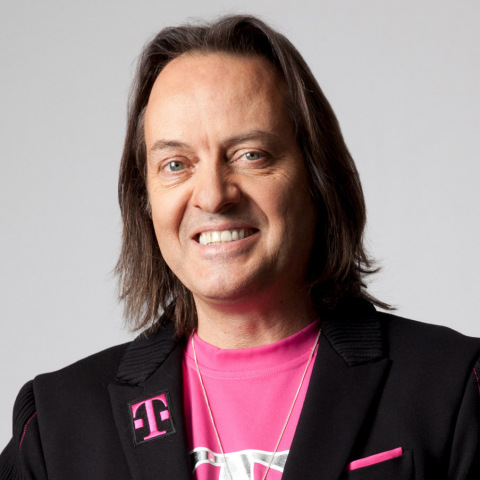 Mike Sievert to Succeed John Legere as CEO of T-Mobile on May 1, 2020 (Photo: Business Wire)