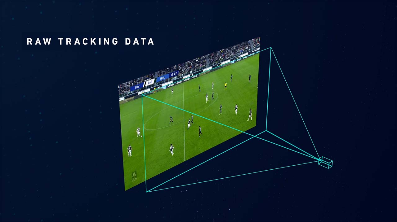 "Lega Serie A and Math&Sport present the ""Football Virtual Coach"", an innovative system that allows technical staff to optimize the performance of their teams through real-time tactical analysis."