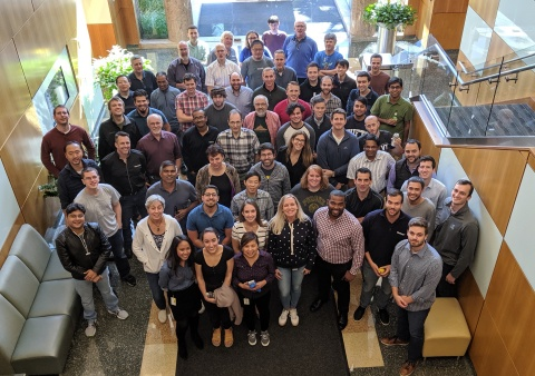 """Onshape, a SaaS product development software company recently acquired by PTC, made its debut on The Boston Globe's 2019 """"Top Places to Work in Massachusetts"""" list. (Photo: Business Wire)"""