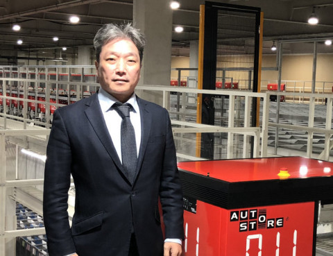 Hiroshi Kamo becomes the managing director in charge of business development at AutoStore, Japan (Photo: Business Wire)