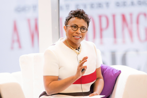 Marva Smalls will serve as Executive Vice President, Global Head of Inclusion, ViacomCBS. (Photo: Business Wire)