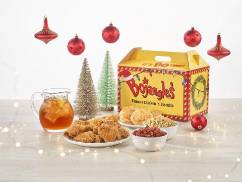 Bojangles' Holiday Big Bo Box (Photo: Bojangles')