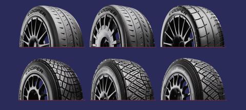 固鉑輪胎歐洲公司今天推出種類豐富的全新系列拉力賽輪胎,為眾多類型和級別的拉力賽提供超高的性能和可靠性。(照片:美國商業資訊)