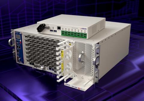 Mit der Technologie von ADVA erreicht das DCI-Netz von conova neue Höhen (Foto: Business Wire)