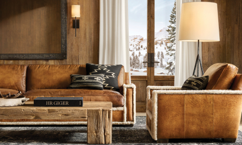 RH SKI HOUSE 2019 INTRODUCES THE BERNE COLLECTION BY ALAN PRICE (Photo: Business Wire)