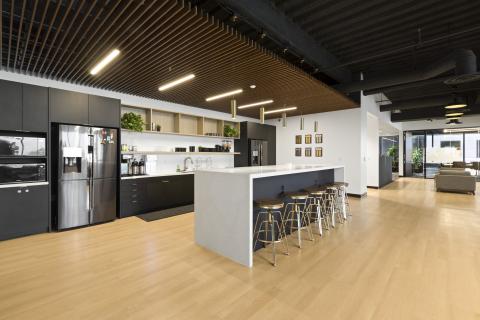 NextGen Leads: Kitchen/Breakroom (Photo: Business Wire)
