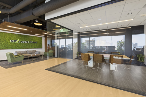 NextGen Leads: Conference Room (Photo: Business Wire)
