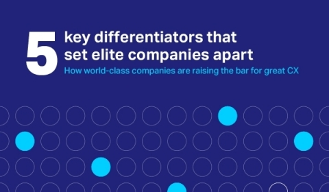 5 key differentiators that set elite companies apart (Graphic: Business Wire)