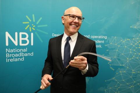 Granahan McCourt founder and NBI chairman, David McCourt (Photo: Business Wire)