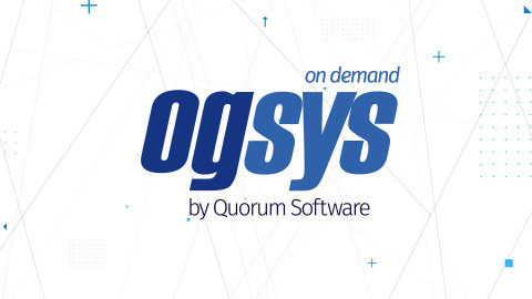 """Quorum is releasing the video series, """"Solve Oil and Gas Accounting Challenges with OGsys On Demand,"""" where E&P companies, accounting services providers and other accounting professionals outline how OGsys On Demand remedies accounting challenges for small business. (Graphic: Business Wire)"""