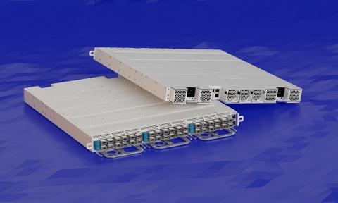 Mit dem FSP 3000 TeraFlex™-Terminal können Netzbetreiber ohne größere Upgrades die Kapazität ihrer Netze signifikant erhöhen (Photo: Business Wire)